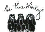 The Three Monkeys (image taken from the Facebook page)